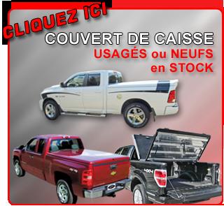 Nous Joindre >> Boite de camion et couvert de camionnette usagés e t neuves Stcok